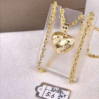 18K Saudi Gold Pawnable