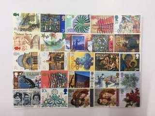 Assorted Foreign Stamps Loose Sets