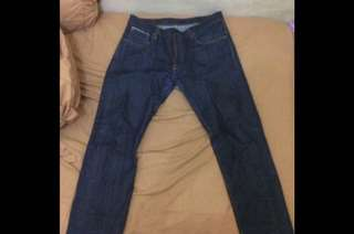 Nudie Jeans Selvedge Uk.38 (100% Authentic)