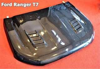 ford ranger t7 carbon fiber