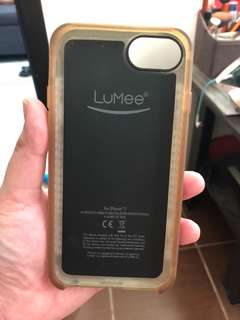 Lumee Duo for iPhone 7