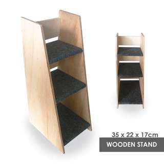 Wooden Stand