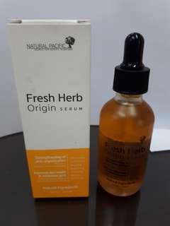 Natural Pasific Fresh Herb Origin Serum