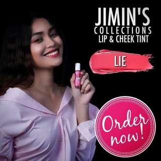 [ REPPRICED ] Jimin's Collection Lip and Cheek Tint