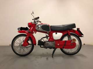 Vintage C110 - Restored/ Priced to Sell