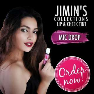[ REPRICED ] Jimin's Collection Lip and Cheek Tint