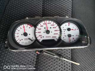 YRV TURBO R METER