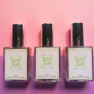 [ REPRICED ] Jimin's Collection Blood, Sweat and Tears Perfume