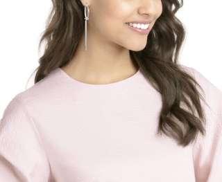 earring Swarovski lifelong 耳環 大圈 婚後物資