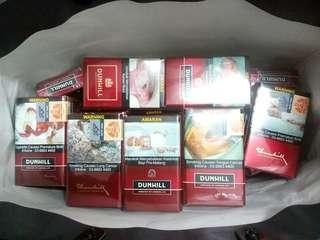 Original Dunhill Cigarette/Rokok Dunhill Ori