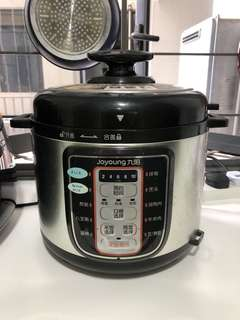 Preloved - Joyoung Rice Pressure Cooker