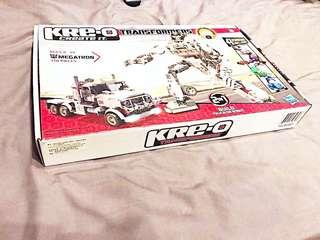 2010 全新未拆 MEGATRON Transformers