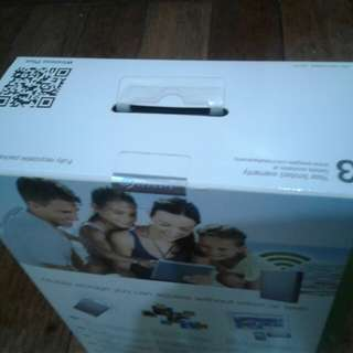 Seagate 1 tera wireless hdd Sealed bnew