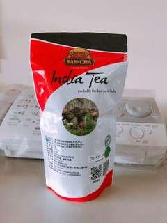 🚚 【SANCHA 上茶】 印度頂級英式早餐紅茶葉-CTC捲曲茶葉茶包