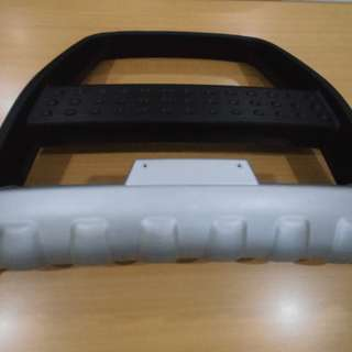 Front guard fortuner