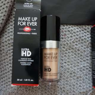 BNIB - Make Up Forever Ultra HD Foundation - Shade: R210