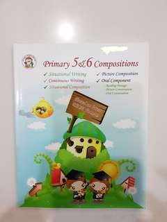 P5/6 Eng Compo writing guide bk