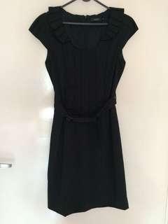 Nichii Formal Black Dress