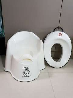 Baby Born Toilet Trainer & Potty