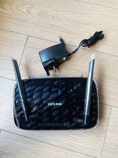 Router 路由器 TP-LINK AC750 $80 只限太古面交