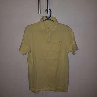 Yellow green Polo shirt
