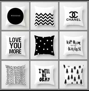 [PREORDER] Nordic cushion cover