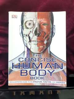 The Consise Human Body Book