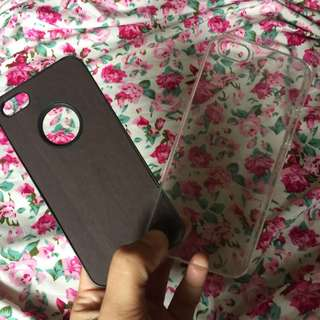 REPRICED‼️ iphone 5/5s cases (worth Php899)