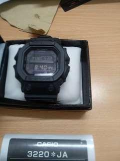 Casio G-Shock GXW-56BB-1JF (Kingkong)
