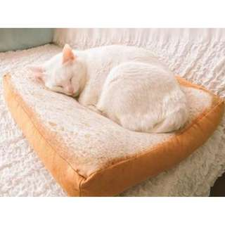 Cat Bread Cushion