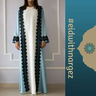 Abaya / Jubah for Plus Sizes ( Other sizes available too)