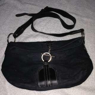 Authentic agnes b. Sling bag
