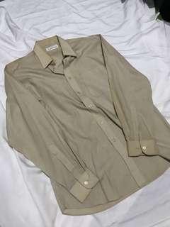 Vintage Marks & Spencer Shirt - Beige