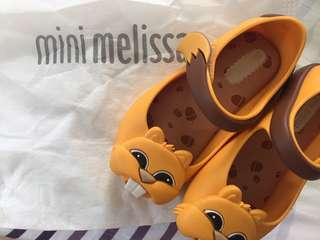 Mini Melissa Yellow Squirrel