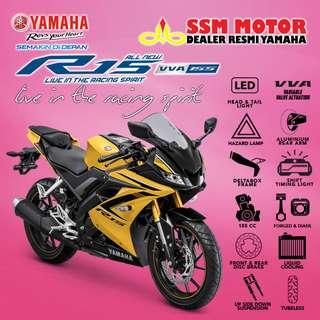 Yamaha R15 VVA