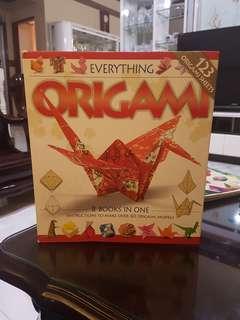 Everything Origami by Matthew Gardiner