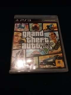 PS3 GTA5 中文