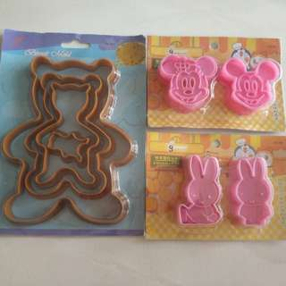 [INSTOCK] Cookie Cutters
