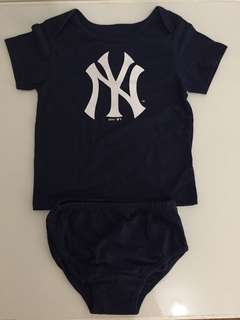 Sporty Baby Clothes