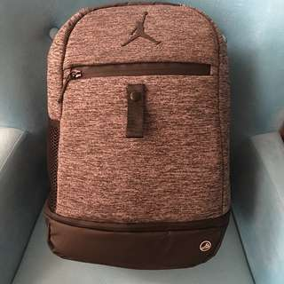 Jordan backpack : Skyline City (Fleece)