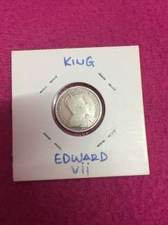 10 cents 1903 (KING EDWARD VII)