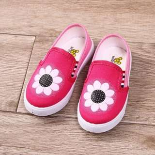 18098 Flowery Kids Slip-on Shoes