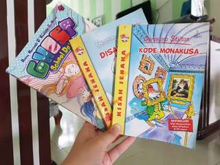 Komik Anak, take all 75rb