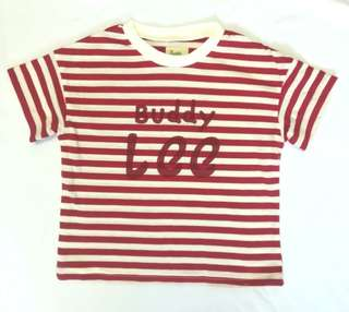 Girls knitted tee