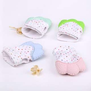 [PO] Teething Mittens