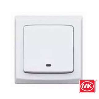 MK Heater Switch 20AX Big Rocker (S4787N WHI)