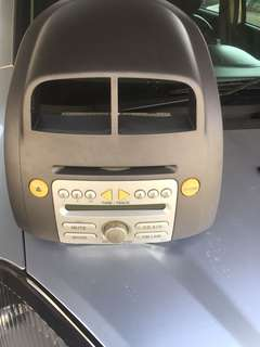 Myvi standard CD radio player