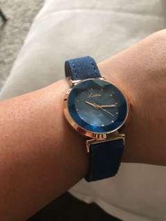 Brand new sapphire glass Swiss watch