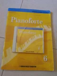 Yamaha Pianoforte 6
