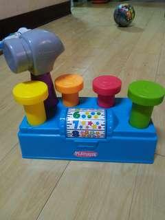 Playskool Tap n Spin